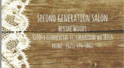 Second Generation Salon