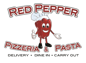Red Pepper Pasta and Pizzeria